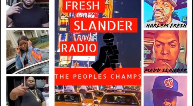 Fresh Slander Radio Interviews @IAMSPESH x @Che_Noir @KlassMurda #W2TM