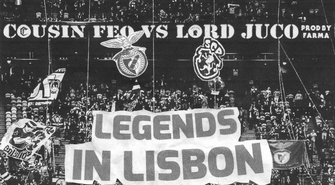 Music | Legends In Lisbon [ Produced By  @FARMABEATS ] Death At The Derby Series [ @CousinFeo x  @LordJuco ] #W2TM