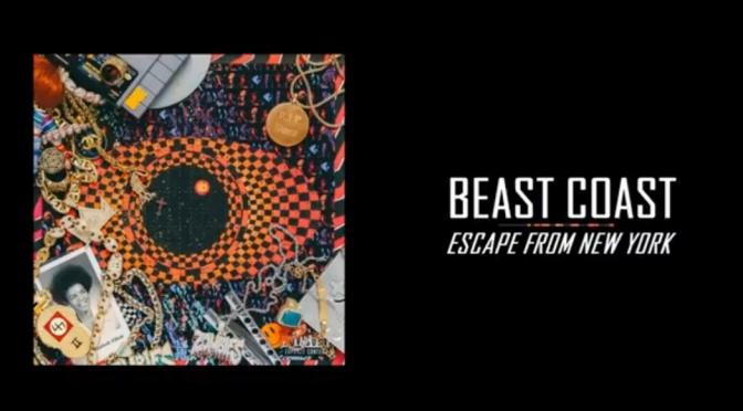 Stream Album | Escape From New York – #BeastCoast [ @FlatbushZombies x @PROERA x @THEUALIFESTYLE #W2TM