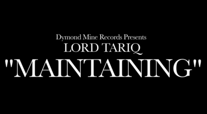 Video | Maintaining – ‪@diamondditc ‬x Lord Tariq x Peter Gunz x  A-Kash #W2TM
