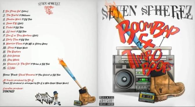 Stream Album | BoomBap & Timbo Boots – Seven Spherez #W2TM