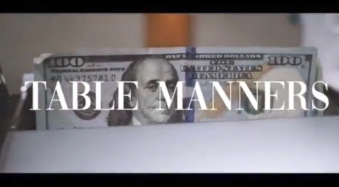 Video | Table Manners – ‪@PIRATEKNOWLEDGE ‬#W2TM