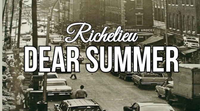 Stream Album | Dear Summer – Richelieu #W2TM