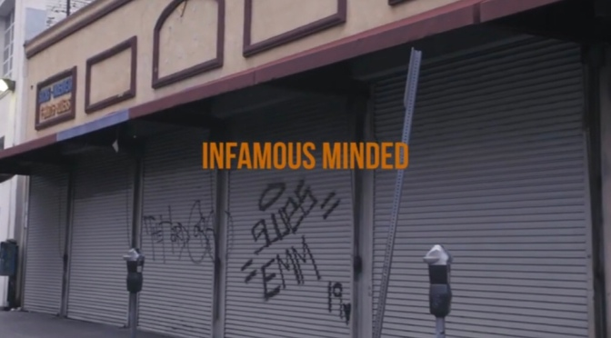 Video | Infamous Minded [ Produced By ‪@chuptheproducer ‬] – ‪@BIGTWINSQB ‬x ‪@Rigz585 ‬#W2TM