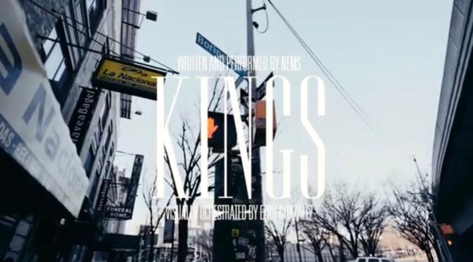 Video | Kings – @NEMS_FYL x @therealjazzsoon #W2TM