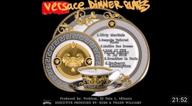 Listen & Purchase | Versace Dinner Plates – @THERUSHRUSHRUSH #W2TM