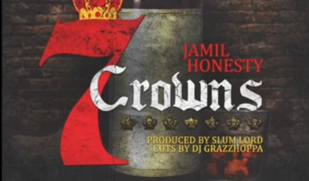 Music | 7 Crown Scratches [ Produced By @DJGRAZZHOPPA ] – @jAmilhOneSty #W2TM