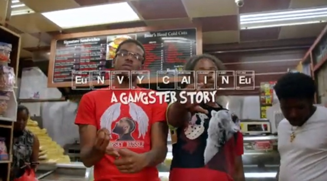 Video | Gangster Story – Envy Caine #W2TM