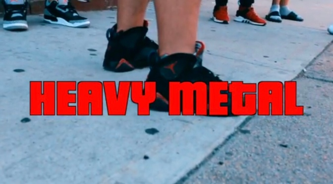 Video | Heavy Metal – ‪@NEMS_FYL ‬#W2TM