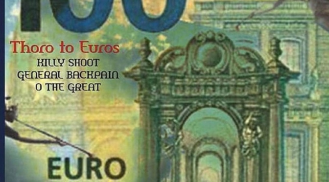 Music | Thoro To Euros – @O_The_Great x @killyshoot198x x @generalbackpain #W2TM