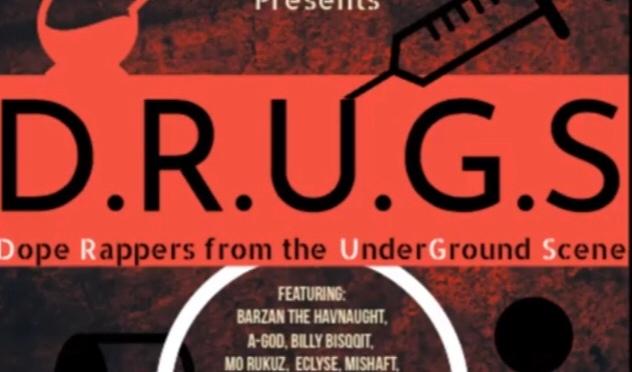 Music | D.R.U.G.S – VA #W2TM