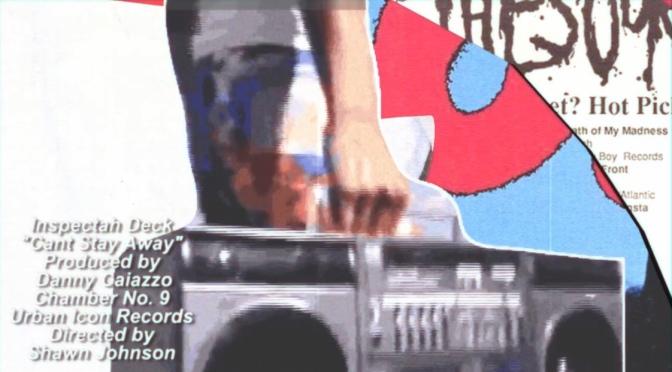 Video | Can't Get Away – @INSpectahDECKWU #W2TM