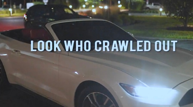 Video | Look Who Crawled Out – @AlbeeAL201 #W2TM