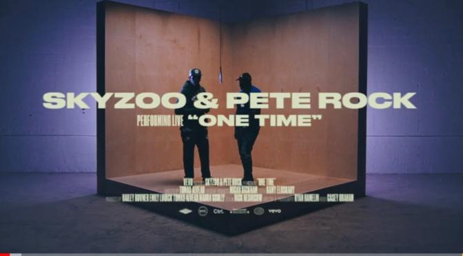 Video | One Time & Homegrown ( Live Performance at @Vevo #CTRL Series -  @Skyzoo x @peterock #W2TM