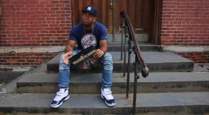 "Check Out: @Skyzoo As He Celebrates 10 Years Of ""The Salvation"" Album #W2TM"