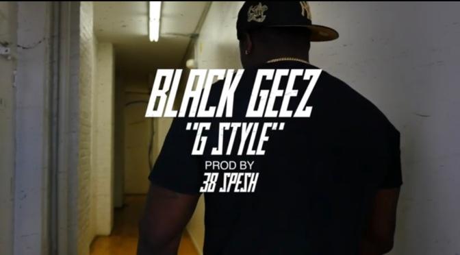 Video | G Style [ Produced By @IamSpesh ] – Black Geez #W2TM
