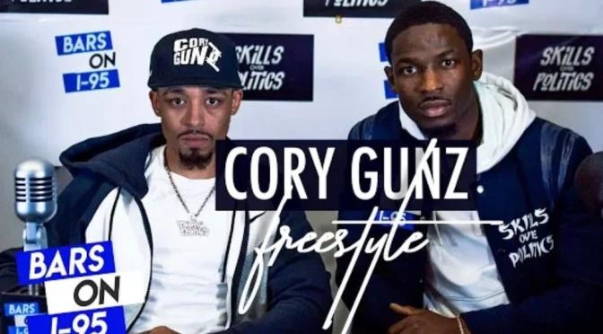 Video  | Cory Gunz Freestyle @BARSONI95 #W2TM