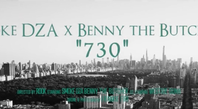 Video | 7:30 [ Produced By ‪@PeteRock ‬] – ‪@smokedza ‬x ‪@BennyBsf ‬x ‪@WESTSIDEGUNN ‬#W2TM