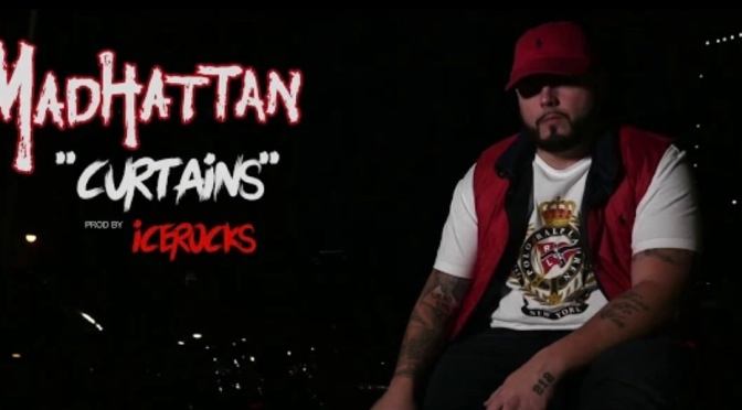 Video | Curtains [ Produced By ‪@IceRocksDXA ] ‬- ‪@MadhattanMayor ‬#W2TM