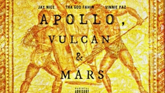 Music | Apollo, Vulcan & Mars [ Produced By ‪@FARMABEATS ‬] – ‪@NiCESUPREME88 ‬x ‪@THAGODFAHIM ‬x ‪@vinnie_paz ‬#W2TM