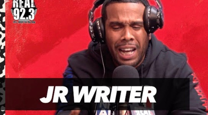 Check Out This @JRWriter_ Freestyle On @Real923LA [ @BootlegKev x @DJHed ]  #W2TM
