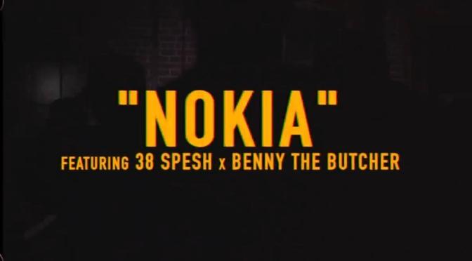 Video |  Nokia – @FREDTHEGODSON x @BennyBsf x @IamSpesh #W2TM