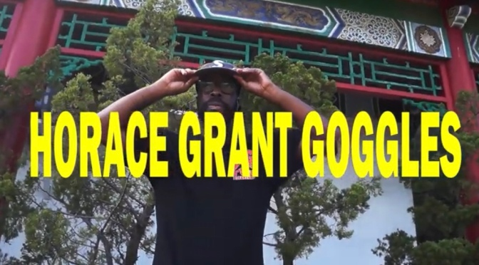 Video | Horace Grant Goggles [ Produced By @logicmarselis ] – @ullnevanohiphop #W2TM