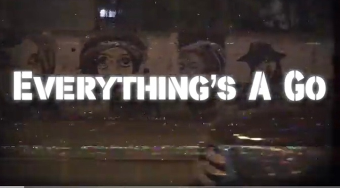 Video | Everything's A Go/ No No No – @_EddieKaine #W2TM
