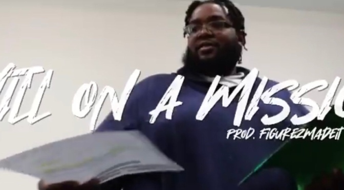 Video | Still On A Mission [ Produced By FigurezMadeIt & 🎥 By @WELiVETV ] – @TNLBueno #W2TM