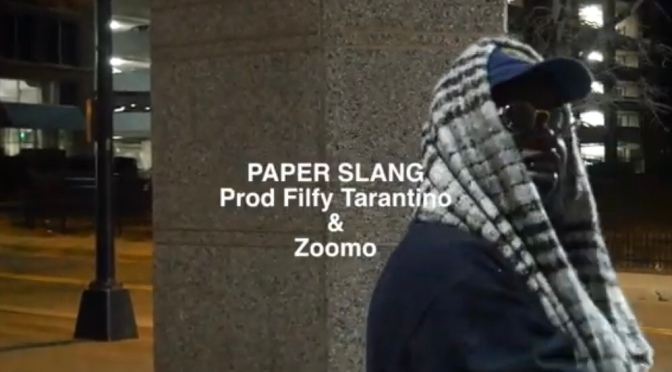 Video | Paper Slang [ Produced By ‪@FilfyTarantino ‬x ‪@zoomoguy ‬] – ‪@jahmonteogbon ‬#W2TM