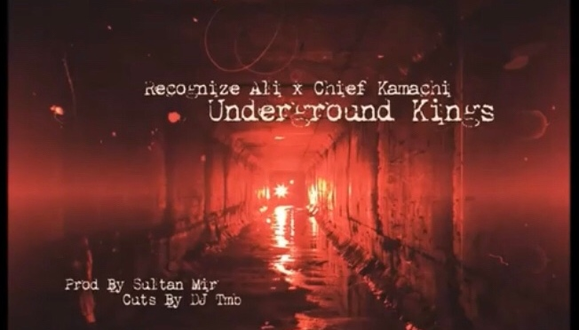 Music | Underground King's [ Produced By ‪@DJTMB x ‪@SultanMirBeats ‬ ] ‬- ‪@Recognizeali ‬x  ‪@CHIEFKAMACHI ‬#W2TM