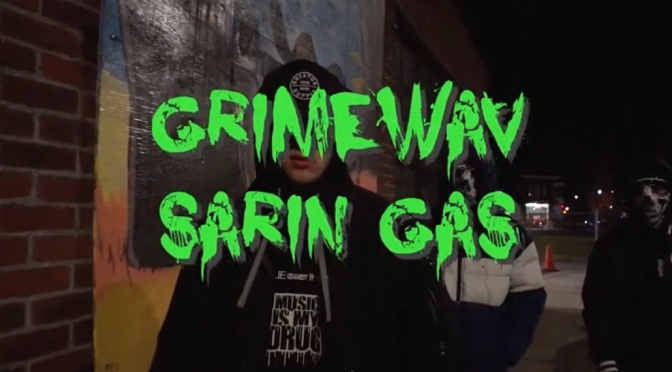 Video | Sarin Gas – GRIMEWAV #W2TM