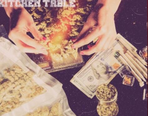 Stream Album | Kitchen Table – @uptown_rich #W2TM
