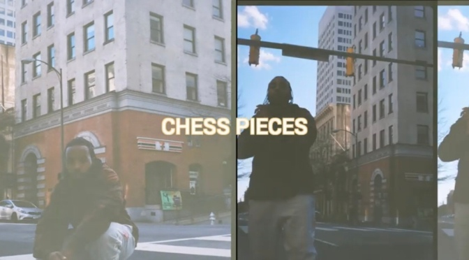 Video | Chess Pieces – ‪@flyanakin ‬#W2TM