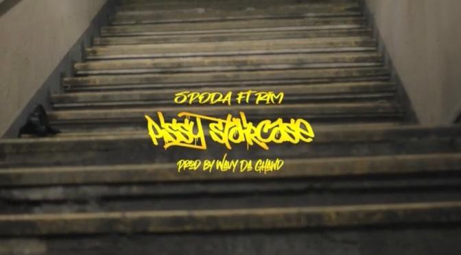 Video | Pissy Staircase [ Produced By @Da_Gihad81 ] - @mrdopeflow x @Rim_Davillins #W2TM