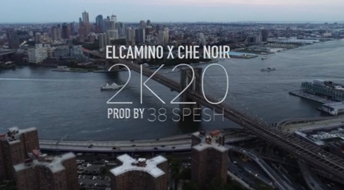 Video | 2K20 [ Produced By @IAMSPESH ] – ‪@elcaminosway x @che_noir #W2TM‬