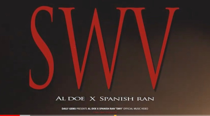 Video | SWV – ‪@ALDOEBBM x @Spanish_Ran #W2TM‬