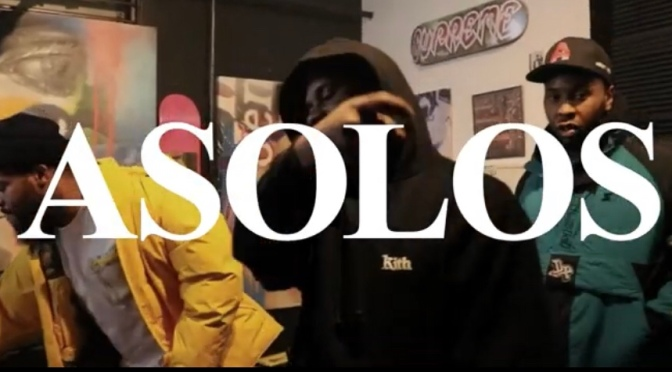Video | Asolos [ </strong>🎥<strong> By ‪@REVENXNT96 ] ‬- ‪@VDONSOUNDZ ‬x ‪@sauceheist ‬#W2TM