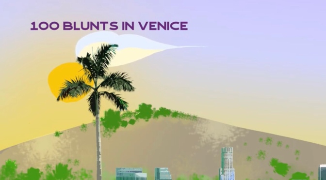 "COMING SOON: ‪@WhoIsJamalGasol x @DIRTDIGGS ""100 Blunts In Venice"" #W2TM"