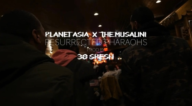 Video | Resurrected Pharoahs [ Produced By @IAMSPESH ] – ‪@planetasia x @TheMusalini #W2TM‬