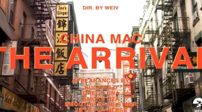 Video | The Arrival – China Mac #W2TM