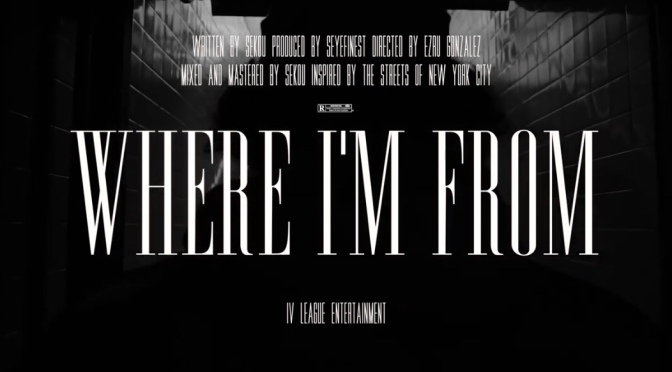 Video | Where I'm From – @skellycaps #W2TM