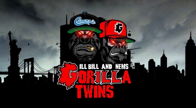 Music | Adios – Gorilla Twins ( @ILLB1LL & @NEMS_FYL ) Featuring: @ImmortalTech @dvaliaskhryst #W2TM
