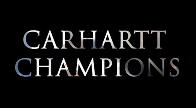 Video | Carhartt Champions – @TreeMasonBBM & @Spanish_Ran #W2TM