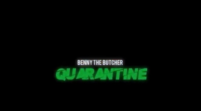 Video | Quarantine [ Produced By ‪@chuptheproducer  ] ‬- @BennyBSF #W2TM