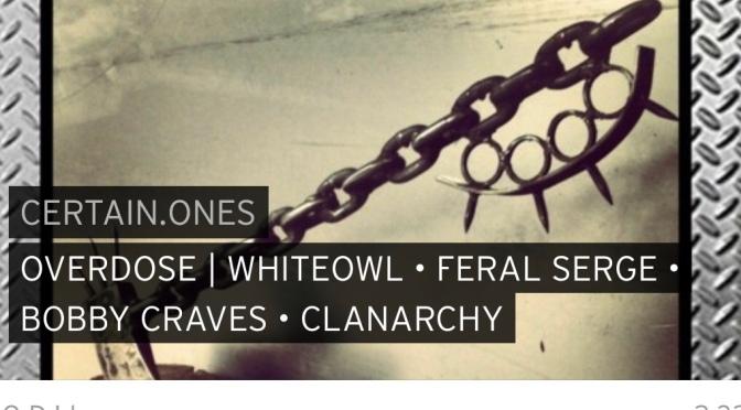 Music | Overdose / White Owl – @CERTAINONES #W2TM