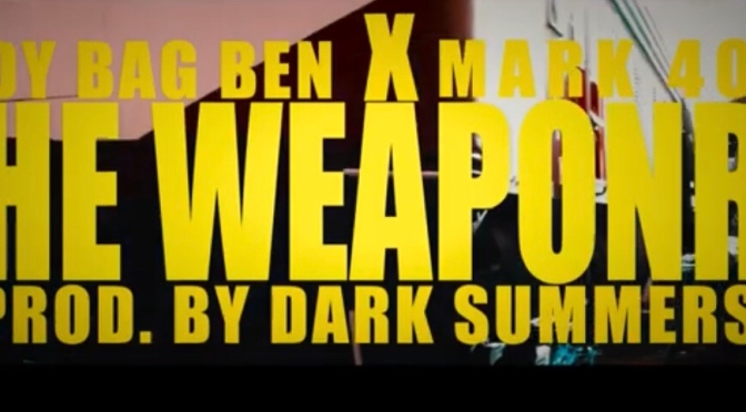 Video | The Weaponry – @BodyBagBen1 x @4ord20  #W2TM