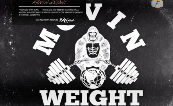 Music | Movin Weight – ‪@ProDillinger  @Ry_Beats #W2TM‬