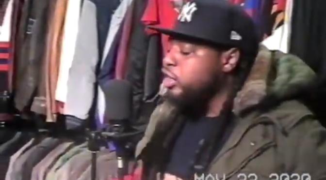 Video | @topshelfpremium Freestyle – @crownroyale410 #W2TM