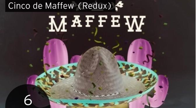 Stream Album | Cinco De Maffew – @maffewragazino #W2TM